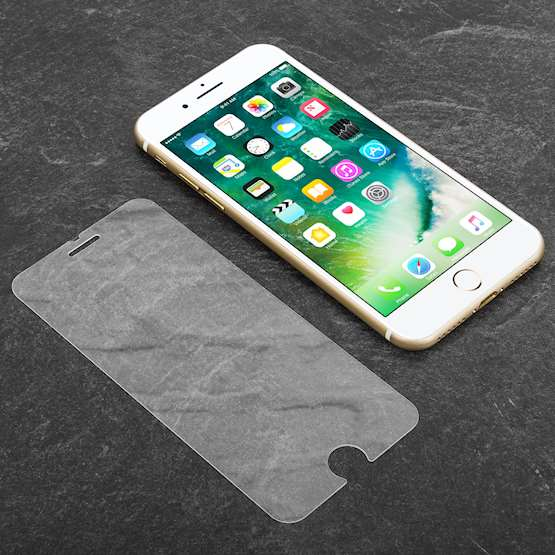 YouSave Accessories Accessories iPhone 7 Plus Glass Screen Protector - Twin Pack