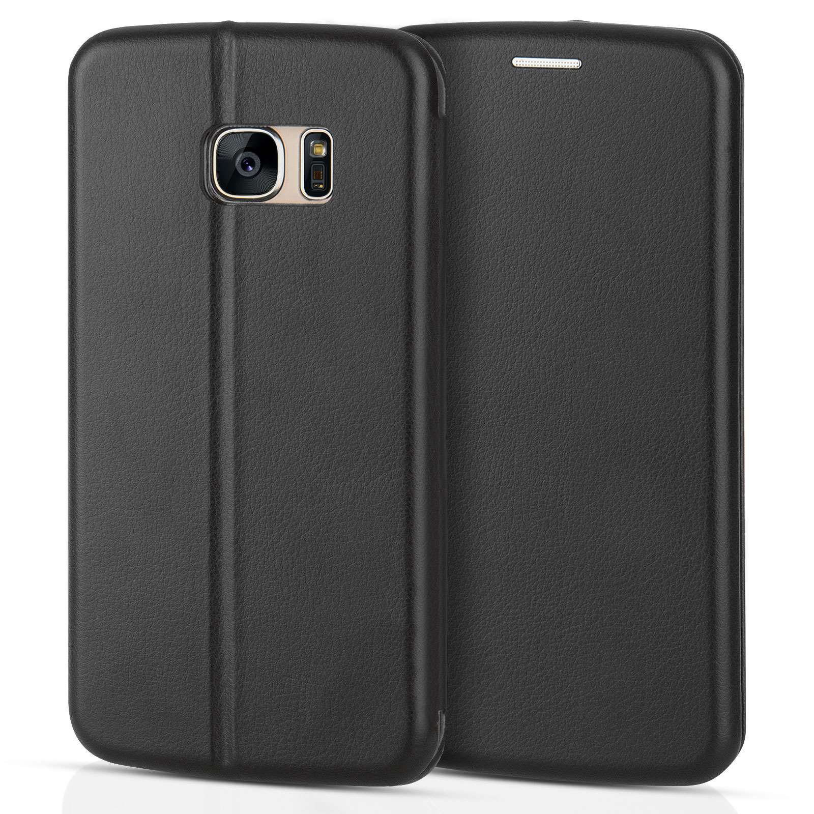 yousave accessories samsung galaxy s7 leather effect stand. Black Bedroom Furniture Sets. Home Design Ideas