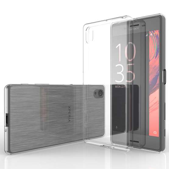 Sony Xperia X Performance Ultra Thin Clear Gel Case