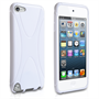 Yousave Accessories iPod Touch 5 White X-Line Gel Case