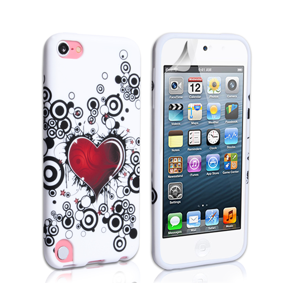 Yousave Accessories iPod Touch 5 Des014