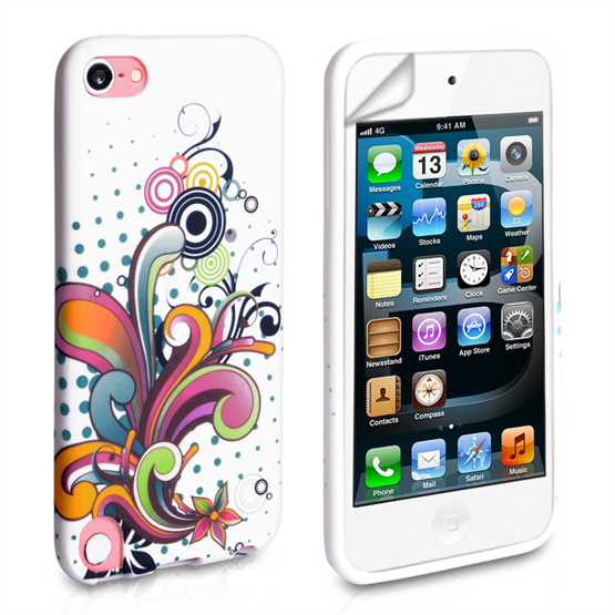 Yousave Accessories iPod Touch 5 Des021