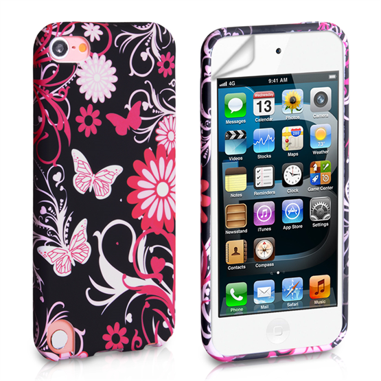 Yousave Accessories iPod Touch 5 Des019