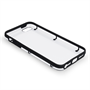 Yousave Accessories Apple iPhone 5 6 Dot Black Case