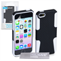 Yousave Accessories Apple iPhone 5S Mesh Combo White Case