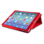 Yousave Accessories Apple iPad Air Pu Stand Red Case