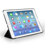 Yousave Accessories Apple iPad Air Pu Stand Black Case