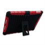 Yousave Accessories iPad Mini 2 Red Kickstand Combo Cases