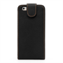 Yousave Accessories iPhone 6 and 6s Leather-Effect Flip Case - Black