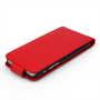 Yousave Accessories iPhone 6 and 6s Leather-Effect Flip Case - Red