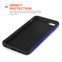 Yousave Accessories iPhone 6 Plus and 6s Plus Blue Grip Combo