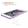 iPhone 6 and 6s and 6s Ultra Thin Gel -  Purple