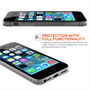 Yousave Accessories Apple iPhone 5S Ultra Thin Gel-Clear