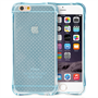Yousave Accessories Apple iPhone 6 and 6s Air Cushion Gel Case-Blue