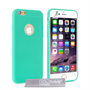 Yousave Accessories  iPhone 6 Plus New Slim Ultra Thin Gel - Solid Light Blue Case
