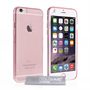 Yousave Accessories Apple iPhone 6 Plus Ultra Thin Gel - Pink Case