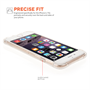 Yousave Accessories iPhone 6 Plus and 6s Plus Air Cushion Gel - Clear Case