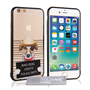 Yousave Accessories iPhone 6 and 6s Fun Case Bad Dog