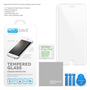 Yousave Accessories iPhone 6 / 6s Plus Glass Screen Protector - Twin Pack