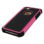 Apple iPhone 5S Grip Combo - Hot Pink