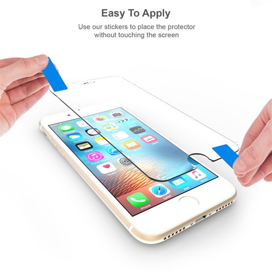 YouSave Accessories iPhone 7 Glass Screen Protector