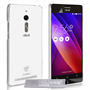 Yousave Accessories  Asus Zenfone 2 Case Ultra Thin Clear Silicone Gel Cover