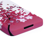Yousave Accessories Blackberry Z10 Floral Bee Pink Case
