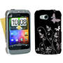 Yousave Accessories HTC Wildfire S IMD Black Case