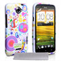 Mobile Madhouse HTC One X White Jellyfish Case