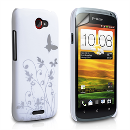 Yousave Accessories HTC One S IMD White Case
