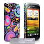 Yousave Accessories HTC One S Jellyfish Hard Case