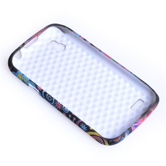 Yousave Accessories HTC Desire X Jellyfish Case