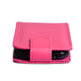 Yousave Accessories HTC One SV Hot Pink PU Leather Flip Case