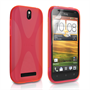 Yousave Accessories HTC One SV Red X-Line