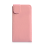 Yousave Accessories HTC One M7 PU Flip Baby Pink Case