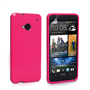 YouSave Accessories HTC One Gel Case - Pink