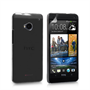 Yousave Accessories HTC One Hard Case - Crystal Clear