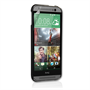 Yousave Accessories HTC One M8 Hard Hybrid Case - Black