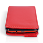 Yousave Accessories HTC Desire 310 Leather-Effect Flip Case - Red