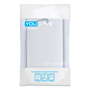 Yousave Accessories HTC One Mini 2 Silicone Gel Case - Clear