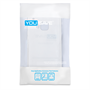 Yousave Accessories HTC ONE M9 0.6Mm Clear Gel Case