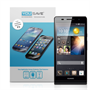 Yousave Accessories Huawei Ascend P6 Screen Protectors X 5 - Clear