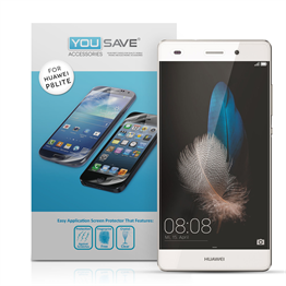 YouSave Accessories Huawei P8 Lite Screen Protectors x5
