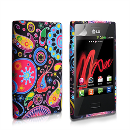 Yousave Accessories LG L3 Jellyfish Case