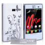Yousave Accessories LG L3 IMD White Case