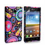 Yousave Accessories LG L7 Jellyfish Multicoloured Case
