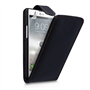 Yousave Accessories LG Optimus L9 Black PU Leather Flip Case