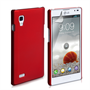 Yousave Accessories LG Optimus L9 Hybrid Red Case