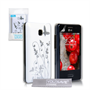 Yousave Accessories LG L3 Ii IMD White Case