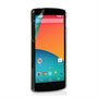 Yousave Accessories Google Nexus 5 Hard Case - Crystal Clear